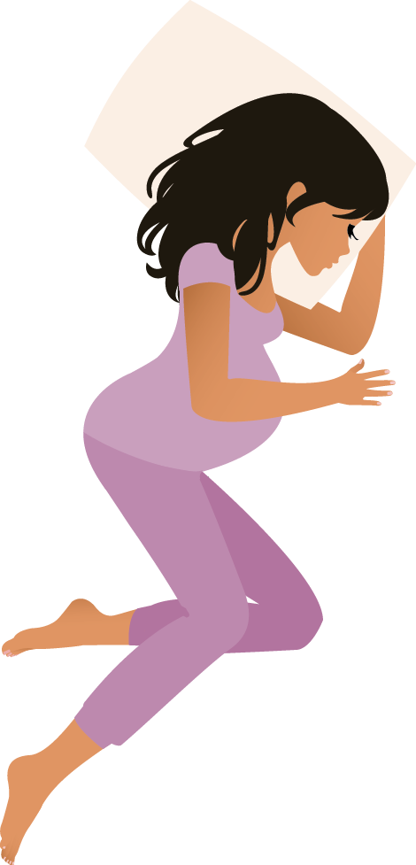What is the Safest Sleeping Position if you are pregnant?