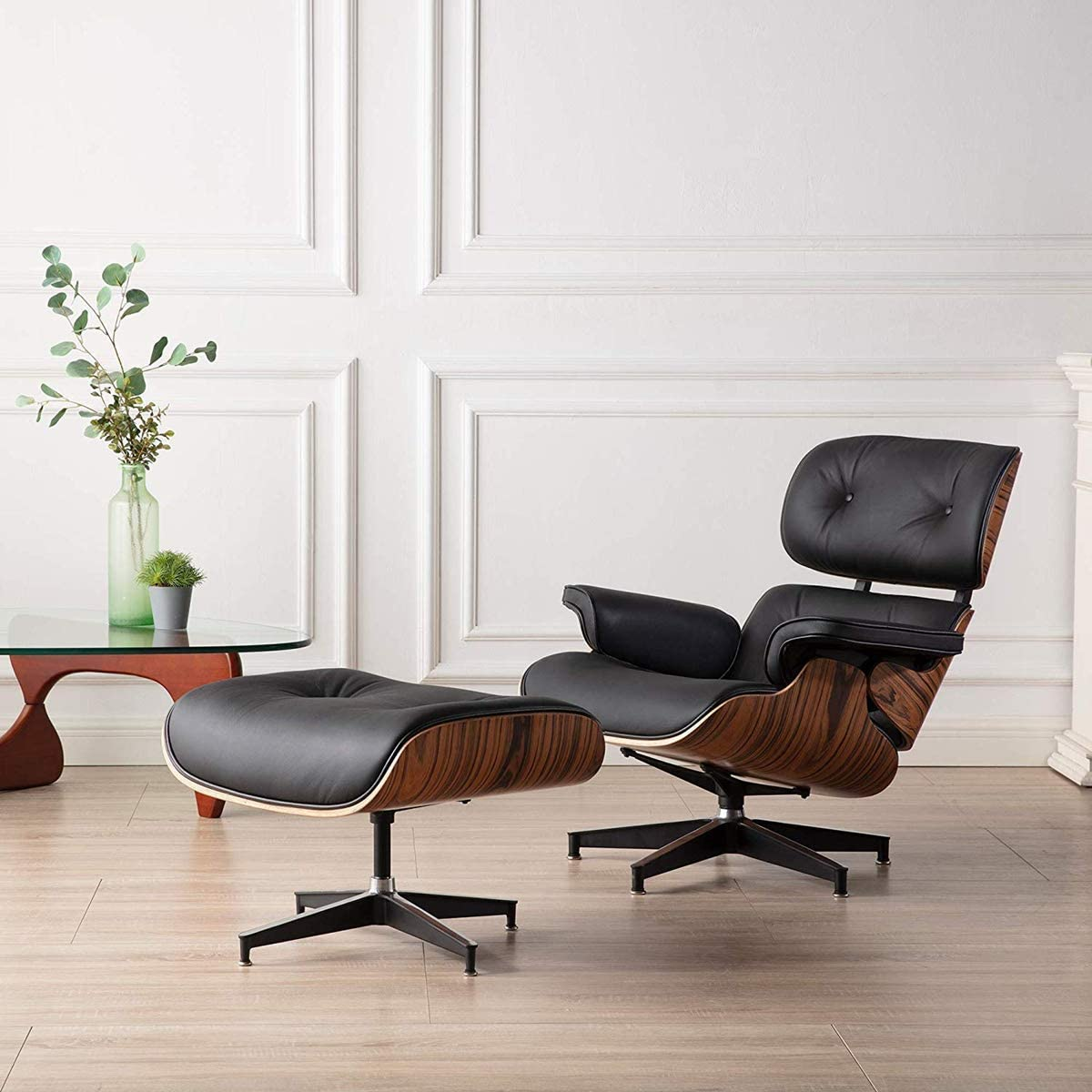Vitra Lounge Chair Replica the best eames chair replica [may 2020] - comfy zen